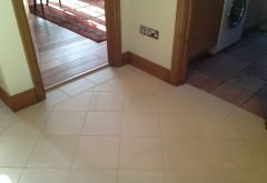 After Porcelain Tile Cleaning Services Berkshire from AbFabStoneFloorCleaning.co.uk