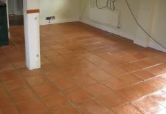 After Quarry Tiles Cleaning Services Berkshire from AbFabStoneFloorCleaning.co.uk