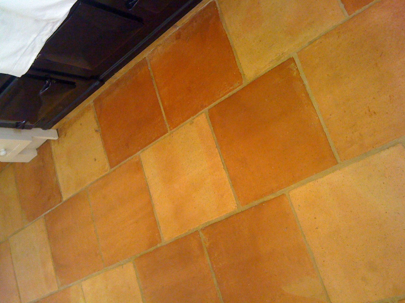 After Sandstone Floors Cleaning Services Berkshire from AbFabStoneFloorCleaning.co.uk