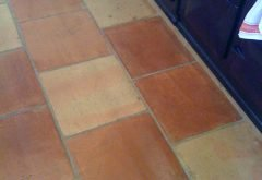 Before Sandstone Floors Cleaning Services Berkshire from AbFabStoneFloorCleaning.co.uk