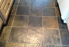 After Slate Floor Cleaning Services Berkshire from AbFabStoneFloorCleaning.co.uk