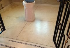 Before Terrazzo Floor Cleaning Services Berkshire from AbFabStoneCleaning.co.uk