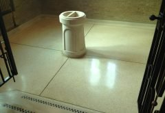 After Terrazzo Floor Cleaning Services Berkshire from AbFabStoneCleaningServices.co.uk