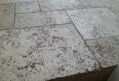 Before Limestone Tiles & Floors Cleaning Services Berkshire from AbFabStoneFloorCleaning.co.uk
