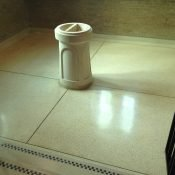 Terrazzo floor cleaning in Reading by Abfabstonefloorcleaning.co.uk - 0330 111 0119